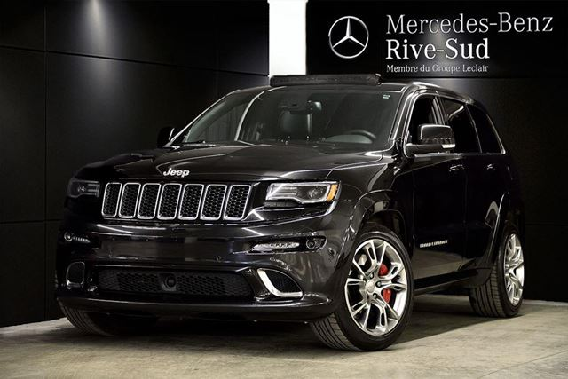 2014 JEEP GRAND CHEROKEE SRT in Longueuil, Quebec