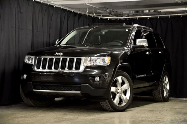 2011 JEEP GRAND CHEROKEE Limited in Longueuil, Quebec