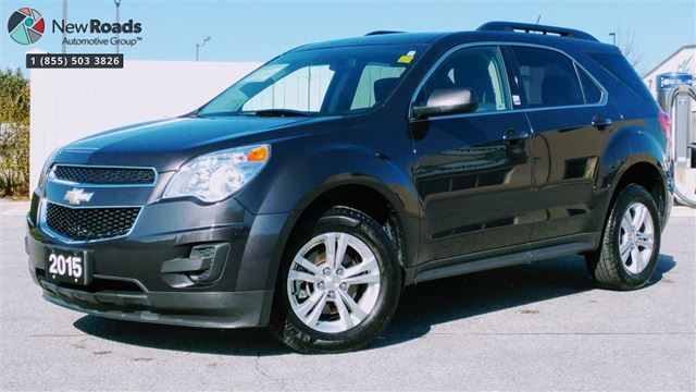 2015 Chevrolet Equinox 1LT LT 1LT, AWD, ONE OWNER, NO ACCIDENT in Newmarket, Ontario