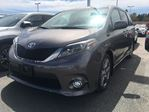 2017 Toyota Sienna SE LEATHER ON SALE NOW!   in Cobourg, Ontario