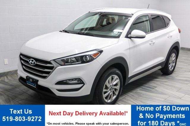 new 2017 hyundai tucson premium 2 0l awd heated front rear seats 75 wk zero down. Black Bedroom Furniture Sets. Home Design Ideas