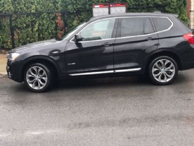 2016 BMW X3 28i Premium Package xDrive Excess Wear Protection in Mississauga, Ontario