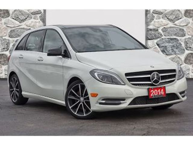 2014 Mercedes-Benz B-Class B250 Sport A,B&C Maintenance Included & Wear Protection in Mississauga, Ontario