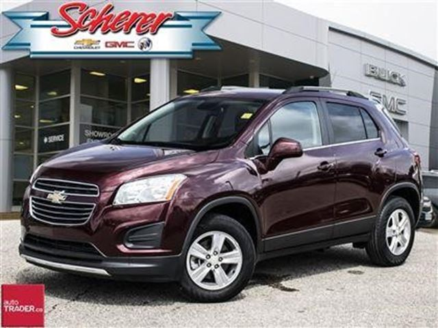 2016 Chevrolet Trax LT in Kitchener, Ontario