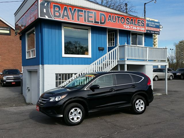 2013 HONDA CR-V LX **Reverse Camera/Heated Seats/Bluetooth in Barrie, Ontario