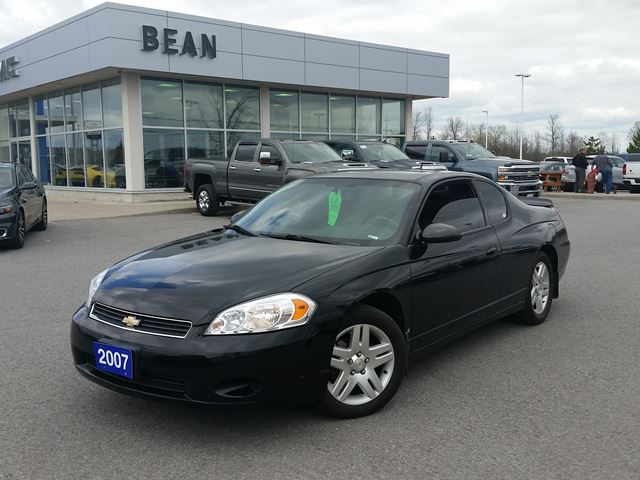 2007 Chevrolet Monte Carlo LT in Carleton Place, Ontario