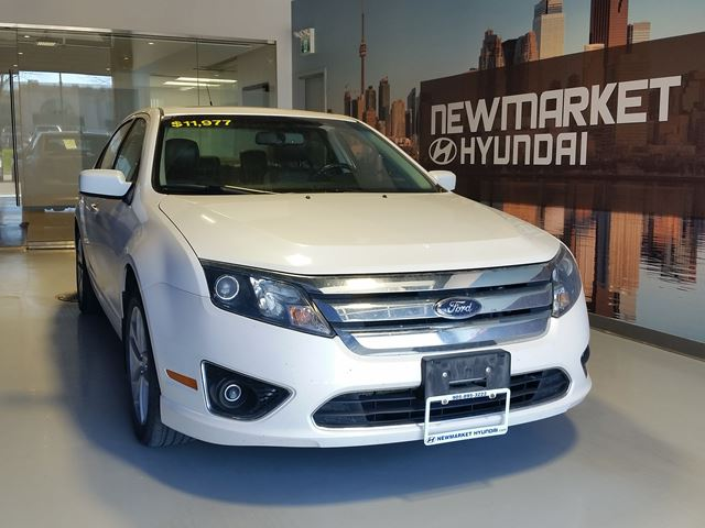 2010 FORD FUSION SEL V6 All-In Pricing $176 b/w +HST in Newmarket, Ontario