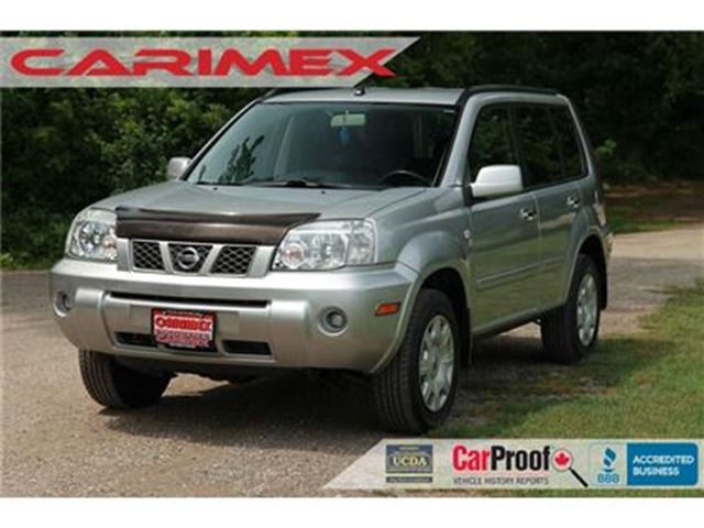 2006 Nissan X-Trail SE CERTIFIED in Kitchener, Ontario