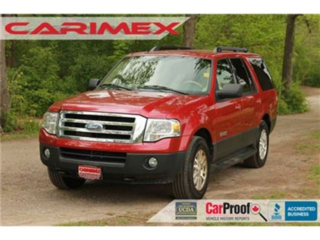 2007 FORD EXPEDITION XLT CERTIFIED in Kitchener, Ontario