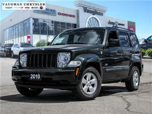 2010 JEEP LIBERTY 1Owner *4x4 Sport*3.7L V6 in Woodbridge, Ontario