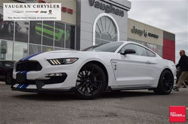 2016 Ford Mustang Shelby GT350 * Only 9094 kms !! * Clean Carproof in Woodbridge, Ontario
