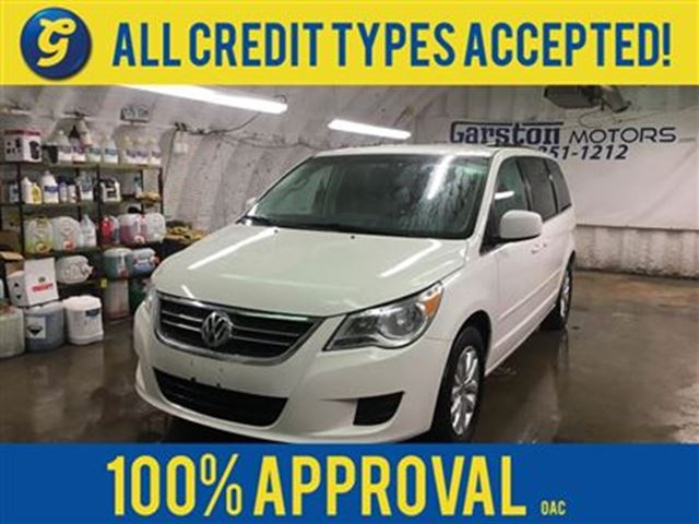 2012 VOLKSWAGEN ROUTAN KEYLESS ENTRY*LEATHER*POWER DRIVER SEAT*HEATED FRO in Cambridge, Ontario