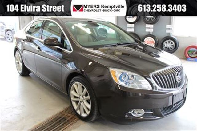 2012 Buick Verano Leather Package in Kemptville, Ontario