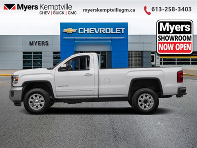 2015 GMC Sierra 2500  Duramax 4x4 Long Box in Kemptville, Ontario