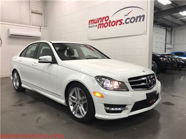 Used 2014 mercedes benz c class v 6 cy c300 4matic luxury for Mercedes benz of st george