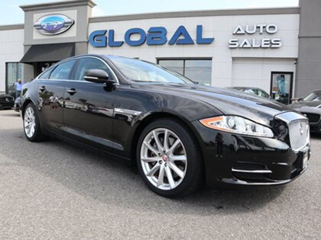 2014 JAGUAR XJ SERIES XJ XJ AWD PANORAMIC ROOF in Ottawa, Ontario