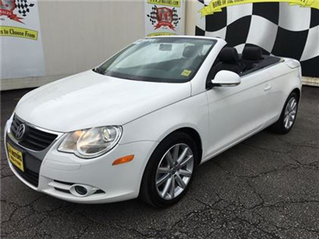 2008 Volkswagen Eos Trendline, Automatic, Leather, Convertible, in Burlington, Ontario
