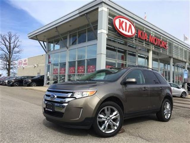 2014 Ford Edge SEL - 168.88 Bi Weekly, AWD, Remote Start in Mississauga, Ontario