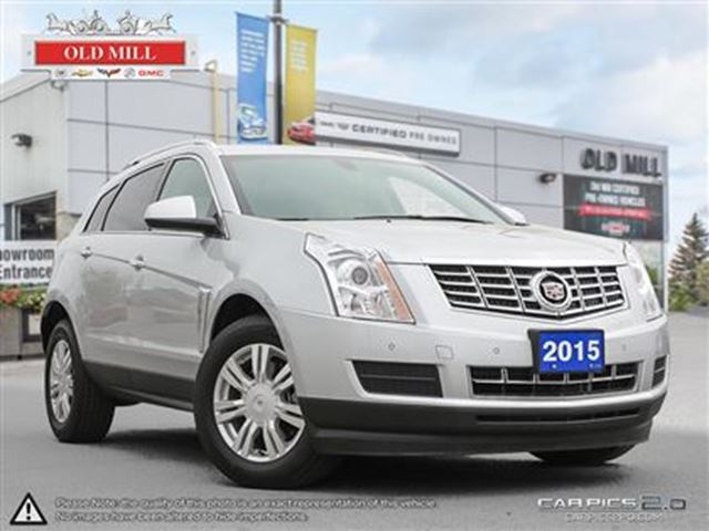 2015 CADILLAC SRX Luxury Collection in Toronto, Ontario