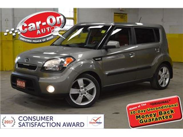 2010 Kia Soul 4U SUNROOF HEATED SEATS in Ottawa, Ontario