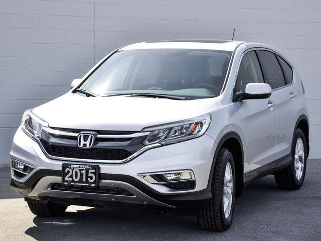 2015 HONDA CR-V EX-L in Kelowna, British Columbia