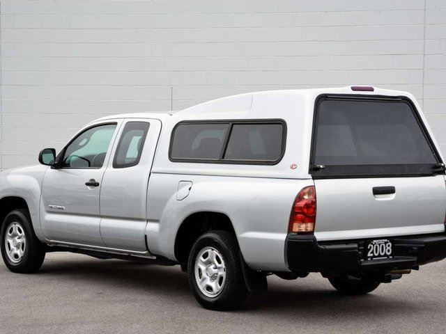 2008 toyota tacoma owners manual