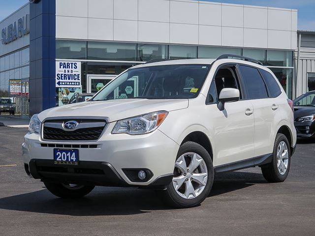 2014 SUBARU Forester CONVENIENCE PACKAGE in Stratford, Ontario