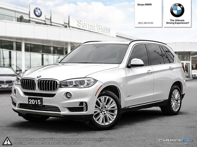2015 BMW X5 xDrive35d in Newmarket, Ontario