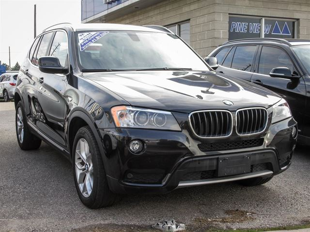 2013 bmw x3 xdrive woodbridge ontario car for sale 2775874. Black Bedroom Furniture Sets. Home Design Ideas