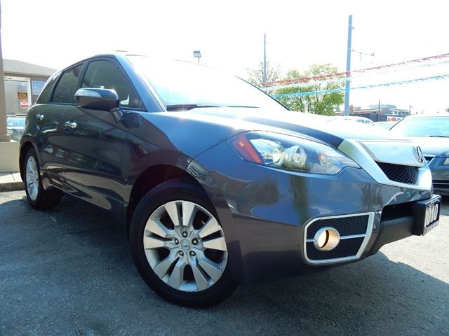 2010 ACURA RDX SH-AWD TECH PKG  NAVIGATION  BACK UP CAMERA in Kitchener, Ontario