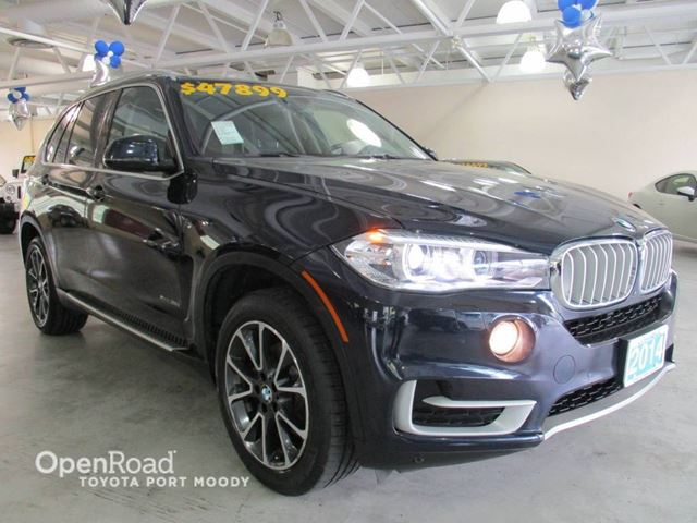 2014 BMW X5 xDrive35i - Navigation, Panoramic Roof, Leather in Port Moody, British Columbia