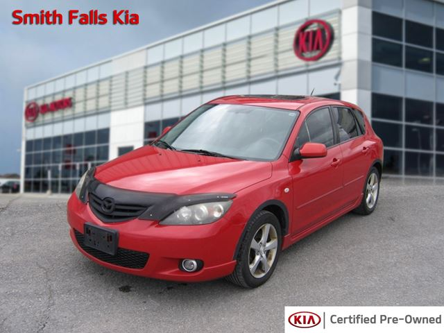 2006 MAZDA MAZDA3 5Door in Smiths Falls, Ontario