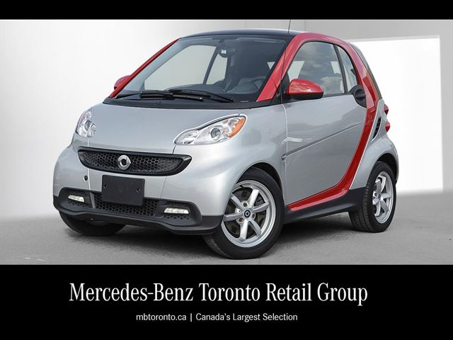 2014 Smart Fortwo pure cpn++ Canadian Package in Markham, Ontario