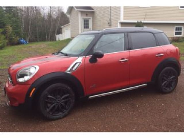 2015 MINI COOPER Countryman ALL4 4dr S AWD in Mississauga, Ontario