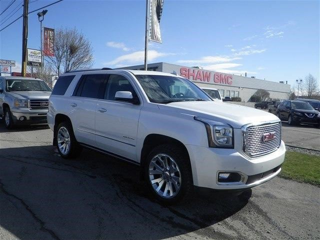 2016 gmc yukon denali okotoks alberta car for sale 2775991. Black Bedroom Furniture Sets. Home Design Ideas