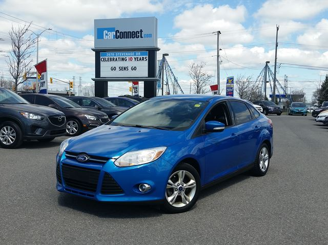 2013 Ford Focus ONLY $19 DOWN $40/WKLY!! in Ottawa, Ontario