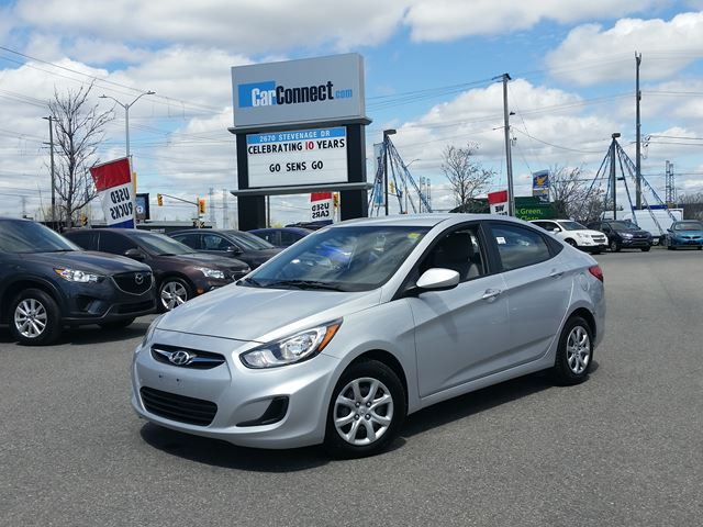 2014 Hyundai Accent ONLY $19 DOWN $46/WKLY!! in Ottawa, Ontario