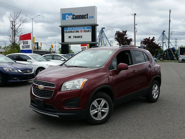 2015 Chevrolet Trax ONLY $19 DOWN $68/WKLY!! in Ottawa, Ontario