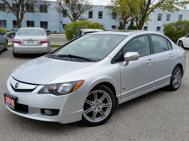 2010 Acura CSX I-Tech Pkg Loaded! w/NAV & New Tires/Brakes in Cambridge, Ontario
