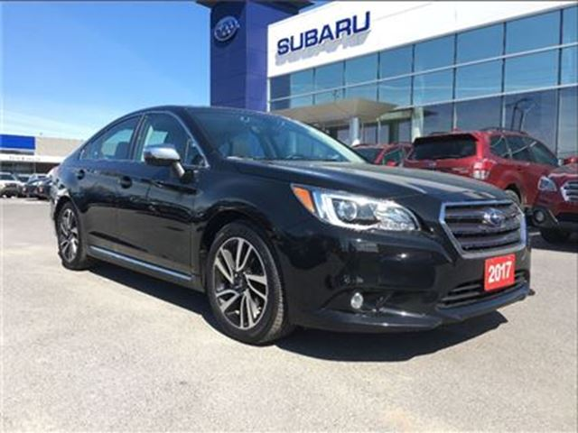 2017 Subaru Legacy Sport w/ Tech. Pkg in Kingston, Ontario
