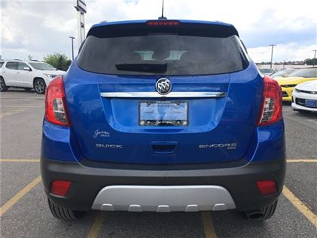 2016 buick encore premium awd roof nav leather alloys orillia ontario car for sale 2778023. Black Bedroom Furniture Sets. Home Design Ideas