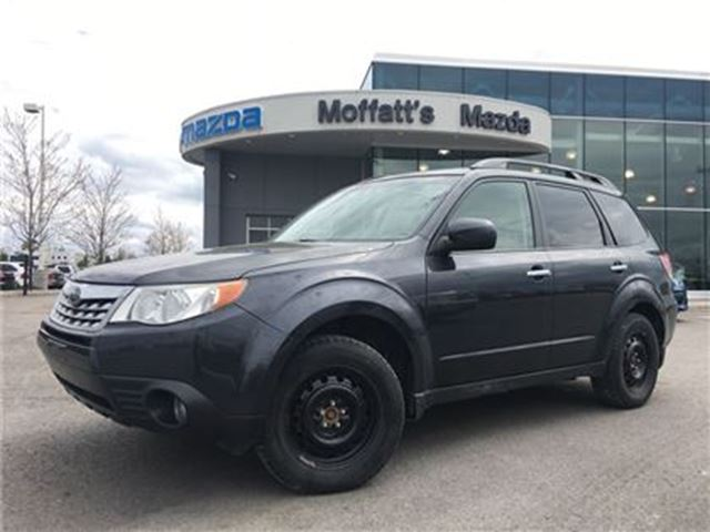 2011 SUBARU FORESTER - in Barrie, Ontario