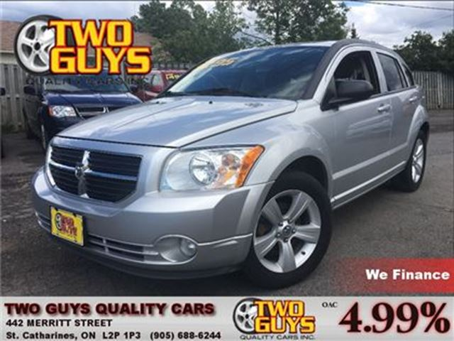 2011 Dodge Caliber Uptown NICE LOCAL TRADE IN!!! in St Catharines, Ontario