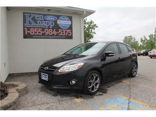 2013 Ford Focus HATCH SYNC HEATED SEATS WINTER PACKAGE in Essex, Ontario