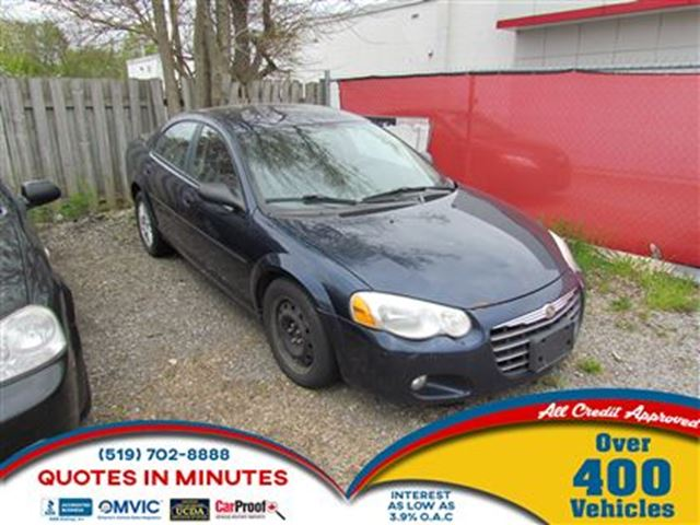 2005 CHRYSLER SEBRING TOURING   AS-IS SPECIAL in London, Ontario