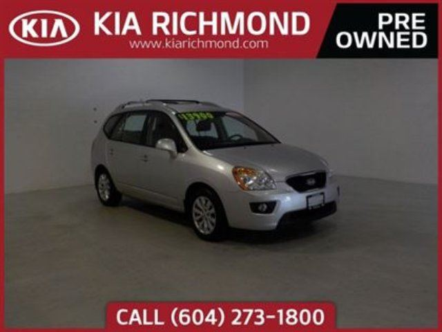2012 KIA RONDO EX 7-Seat in Richmond, British Columbia