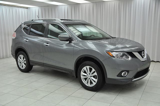 2016 Nissan Rogue 2.5SV AWD SUV w/ BLUETOOTH, HEATED SEATS, PANO  in Dartmouth, Nova Scotia