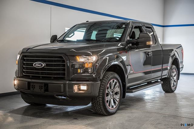 2016 Ford F-150           in Repentigny, Quebec