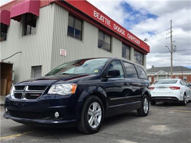 2012 Dodge Grand Caravan Crew in Brockville, Ontario