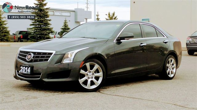 2014 CADILLAC ATS 2.0L Turbo Luxury 2.0L Turbo Luxury. AWD, NO ACCIDENT in Newmarket, Ontario